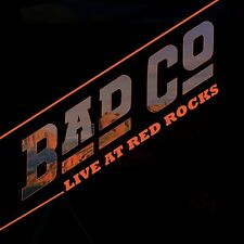 BAD COMPANY LIVE AT RED ROCKS CD/DVD (Released January 19 2018)