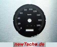 HARLEY SOFTAIL NIGHT TRAIN mph a conquistiamo TACHIMETRO disco Gauge Speedo Tachimetro Dial