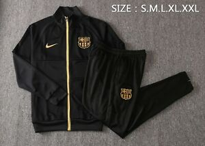 NijackeT Fc Barcelona Football black size S-M-L-XL