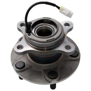 0782-SX4RWD Febest REAR WHEEL HUB for SUZUKI 43402-80J51