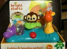 Bright Starts - Lights & Laughs Safari Toy