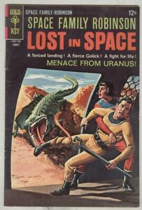 Space Family Robinson Lost in Space #23 August 1967 VG