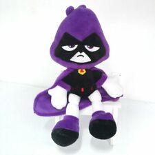 "Cartoon Teen Titans Go 10""/25cm Raven Stuffed Animal Plush Soft Doll Gift Toy"