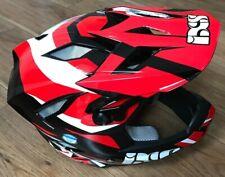 opzione dimensioni ALFA Plus casco con costruito in luce LED ROSSO OPACO NERO o GIALLO