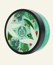 The Body Shop Limited Edition Winter Jasmine Body Butter RRP £16 *Discontinued*