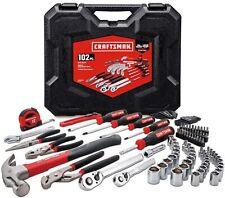 Craftsman Mechanics Tools Kit, 102-Piece, Cmmt99448 - Free Shipping
