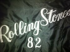 ROLLING STONES Promotional Tour Jacket For Radio Station WMMR Philadelphia. Rare