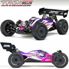 ARRMA ARA8306 1/8 TLR Tuned TYPHON 4WD Roller Buggy Pink/Purple