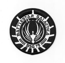 """Battlestar Galactica BSG 75 Marines Special Ops Embroidered 4"""" Patch"""