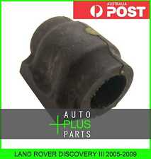 Fits LAND ROVER ROVER DISCOVERY III 2005-2009 - Front Stabilizer Bush 27.2mm