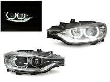 *DEPO 12-15 BMW F30/F31 U Ring LED Angel Eyes Halo Ring Projector Headlight Pair