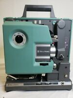 Bell And Howell 16MM Filmosound Vintage Movie Projector 1592 Clean Tested!