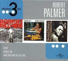 Robert Palmer - Clues / Double Fun / Som [New CD] UK - Import