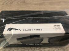 Bose Frames Rondo Audio Sunglasses Bluetooth Headphones Black One Size Taille Un