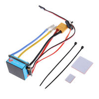 1/12 RC Truggy Buggy 160A 3S Brushed ESC w/ 5V/1A BEC for 370 390 Motor Accs
