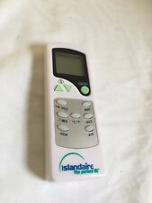 Islandaire PTAC HVAC Air Conditioner Replacement Remote ZHF LW-24 for EZ42