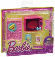 Mattel Barbie Accessory Pack Assortment Glam Microwave