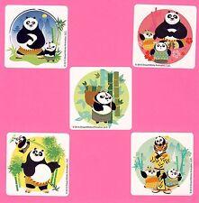 15 Kung Fu Panda 3 Large Stickers - Party Favors - Rewards