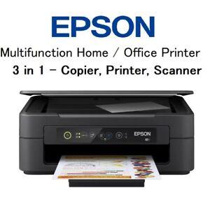 Epson Printer 3in1 Home Office USB Printer scanner Copier Wi-Fi Mobile Printing