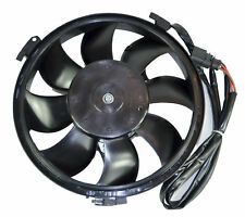 AUDI ALLROAD A8 W12 95-05 RADIATOR COOLING FAN WITH OVAL CONNECTOR