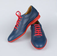 New JOHN LOBB for ASTON MARTIN Blue Winner Sport Racing Shoe Size 6 U.K. $1745