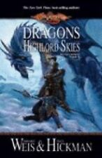 SIGNED by Margaret Weis - Dragonlance Dragons of the Highlord Skies ARC SC
