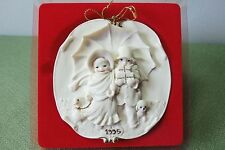Giuseppe Armani 1995 Children With Gifts Ornament #0640- 00004000 P