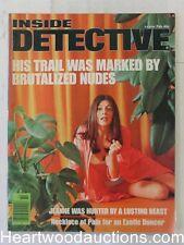 """Inside Detective"" February 1977"