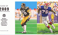 2009 Goal Line Art Card Set Bob Hayes, Bruce Smith, Rod Woodson, Randal McDaniel
