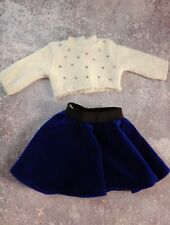 Pleasant Company American Girl Today Hanukkah Outfit Skirt (See Description)