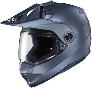 HJC DS-X1 Solid Sport Touring Helmet Motorcycle Street Bike