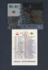 1997-98 Upper Deck ICE Mcdonalds Hockey Complete Base Set 1-40 + CL