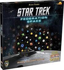 Federation Space Expansion Star Trek Catan Board Game Catan Studios CN3004