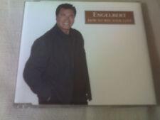 ENGELBERT HUMPERDINK - HOW TO WIN YOUR LOVE - 2000 UK CD SINGLE