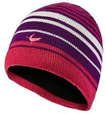 Sealskinz Womens Waterproof Tait Beanie Hat - Pink/Purple, Small/Medium