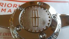 Lincoln Zenith Dayton Wire Wheel 2.25 Metal Chip Emblems Chrome