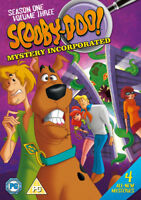 Scooby-Doo - Mystery Incorporated: Season 1 - Volume 3 DVD (2013) Sam Register