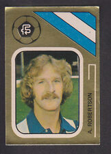 FKS - Soccer Stars 78/79 Golden Collection - # 290 A Robertson - West Brom