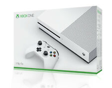 Microsoft XBox One S Konsole 1TB Spielekonsole Video Console 1000GB ^