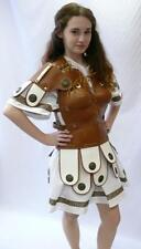 Roman Gladiator Lady ~ Size 8 - 12 ~ Re-enactment  ~ Hire Quality Costume
