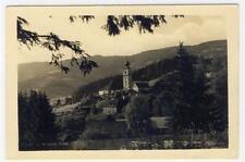 AK Stanz im Mürztal, Teilansicht mit Kirche, 1942