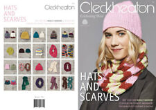 CLECKHEATON HATS & SCARVES #976- PATTERN BOOK