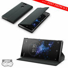 OFFICIAL GENUINE ORIGINAL SONY SCSH60 XPERIA XA2 Plus Style Cover Stand Case