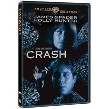 David Cronenberg - Crash - DVD 1996 James Spader Holly Hunter Rosanna Arquette