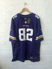Nike Minnesota Vikings NFL Men's Home Jersey - XL - Rudolph 82 - Purple - New