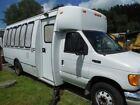 2003 Ford E450 17' Shuttle Bus Camper XL