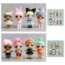 More details for new 8 pcs lol dolls l.o.l surprise ball lil sisters pets toys girls set figure