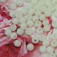 100x Angeln Perlen selbstleuchtend Leuchtperlen rund Stopperperlen Norwegen