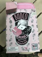 Cardinal Games Bunco Deluxe The Game Thats Sweeping The Nations, New MHS