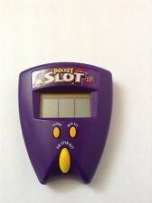 Radica Pocket Slot electronic Hand Held Game Pocket